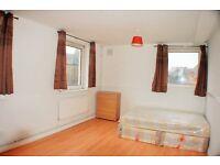A fantastic 4/5 bedroom split-level flat within minutes walk of Bethnal Green tube station.