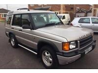 Land rover discovery 2 td5 gs not shogun trooper 4x4 defender freelander tdi pajero sj vitara