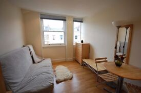 Studio apartment situated on the third floor of this beautiful building in Earls Court