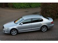 Skoda Superb 2.0 Tdi SE Plus DSG Hatchback with FSH