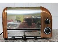 Dualit copper Toaster