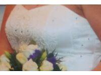Wedding Basque/Top Wedding Skirt, Shoes, Suit
