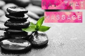Relaxing Thai Massage in Victoria, London