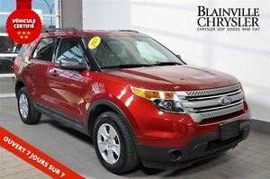 2013 Ford Explorer Base-7 places-4X4