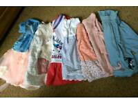 Bundle of girls clothes - 6 to 9 months
