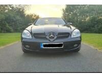Mercedes Benz SLK 200 kompresser 1.8 auto ( part ex considered at trade)