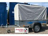 Brand New 6'8x4'1 Single Axle Trailer 750kg. Perfect for Camping, Fishing, DIY, Moving house etc.