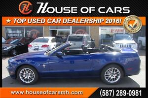 2013 Ford Mustang V6 Premium *$182 Bi Weekly with $0 Down!*