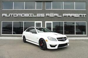2014 Mercedes C63 AMG 507 édition - NAVIGATION - HARMAN KARDON -