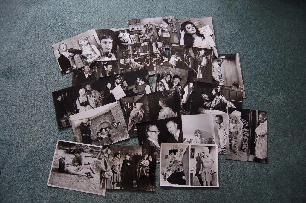 carry on henry / loving / etc ' 20 original production stills