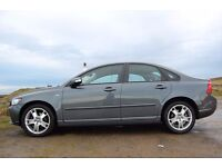 Excellent condition Volvo Car S40 Drive SE - Very Low Mileage, Full year MOT - December 2017