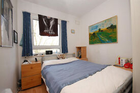 Large Double Bed Flat Opposite Canada Water Station, Available Now!