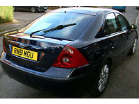 FORD MONDEO GHIA X Diesel TDDI Top of the range, Cruise-Air-Con, Alloys, Electric Roof, Leather.