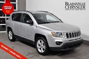 2011 Jeep Compass North-4X4-automatique