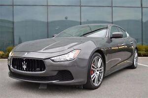 2014 Maserati Ghibli S-Q4**SOLD**VENDU**