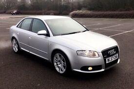 Audi A4 S line 170 facelift