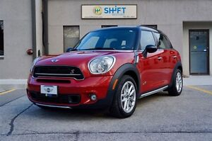 2015 MINI Cooper Countryman COOPER ALL4S HEATED SEATS, PANO SUNR