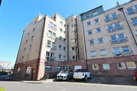 Bright and spacious, UNFURNISHED, two bedroom flat with allocated parking - Constitution Street