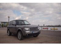 2010 RANGE ROVER VOGUE 3.6 TDV8 TWIN TURBO LUXURY FACELIFT 4X4 LAND ROVER DIESEL V8 BMW X5 CAYENNE