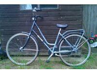 Max 2 Bike Hollander Style Women's Ladies' Bicycle Commuting Urban City Hybrid Schwinn Scott Trek MK