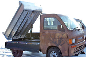 Will A Cushman Truckster Fit In A Truck Bed
