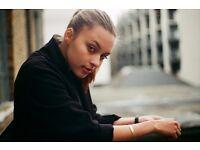 Professional Photographer - £50phr | Fashion | Portrait | Studio | Events