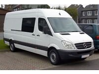 Cheap Man with Van Hire - Aberdeen Removals - FREE QUOTE - Will not be beaten on price and quality