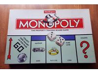 Waddingtons Monopoly. 1996 Version.