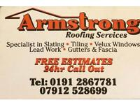 Armstrong roofing services