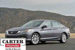 2014 Honda Accord TOURING + SEDAN + LOCAL + CERTIFIED!!
