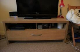 Homebase Wooden TV Stand