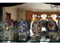 Porcelain Egg trinket boxes. Would make a nice gift £6 each or 4 for £20