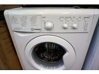 Ex display Indesit IWC91482 - Washing Machine 9kg Load & Fast 1400 Spin with A++ Energy