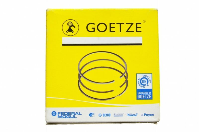 PISTON RINGS SET FOR 1 CYLINDER GOETZE 0843630000