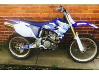 Yamaha yzf450 road legal SWAPS 2004 full logbook etc not kxf rmz ktm Yz cr kx