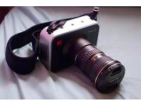 Blackmagic Cinema Camera 2.5k EF Mount + Tokina 11-16mm, f2.8 + Canon 40mm, f2.8