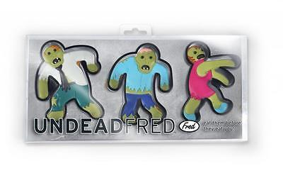 Undead Fred - New Gingerbread Men Zombie Cookie Cutter Stamper! on Rummage