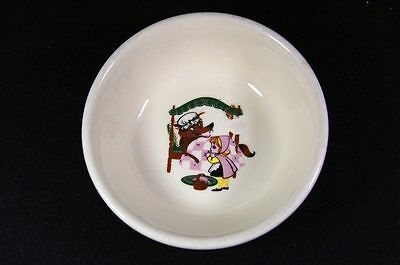- VTG T.S.T. Chateau Buffet Red Riding Hood Bowl Made in USA Taylor Smith & Taylor