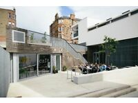Part time Cook/ Baker wanted for busy cafe in Edinburgh Sculpture Workshop