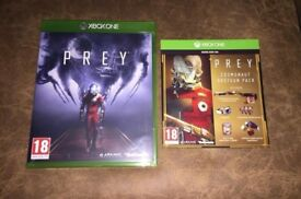 Prey (Xbox One) with DLC code