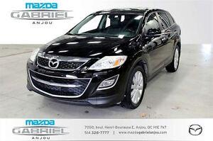 2010 Mazda CX-9 GT+DVD+AWD+BAS KM GT+AWD+DVD+CUIR/7 PASSAGER