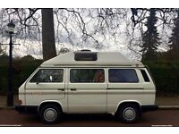 1991 VW T25 AUTOHOMES KAMEO 2.1 FUEL INJECTION PETROL 75,000 MILES SERVICEd, PRICED TO SELL BE QUICK