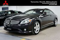 2009 Mercedes-Benz CL-Class CL550 4MATIC COUPE