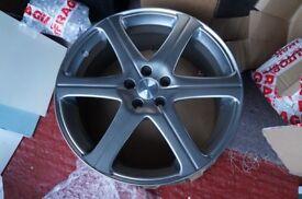 """Kahn RS-S 18"""" Alloy Wheel for VW Skoda Audi Seat 5x100 ET35"""