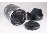 Sony 18-55mm f/3.5-5.6 OSS E-mount / E Mount Lens NEX SEL1855