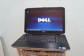 Dell Latitude i5 8GB laptop