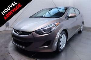 2013 Hyundai Elantra EN ATTENTE D'APPROBATION