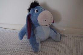 Disney Eeyore Soft Toy
