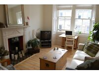 Beautiful, sunny one bedroom flat for sale, just off Leith Walk.