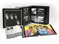 The Beatles Box Of Vision CD Case And Books